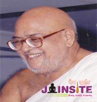 Gachadipadi Acharya Jayantsen Suriji Maharaj Saheb
