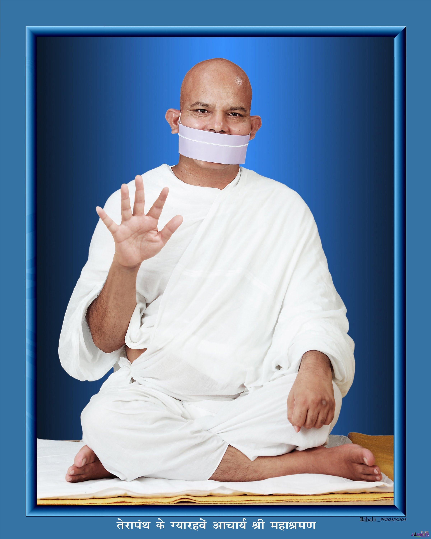 Acharya Mahashraman Maharaj Saheb