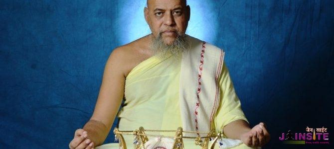 Gachadipadi Acharya Nityanand Suriji Maharaj Saheb
